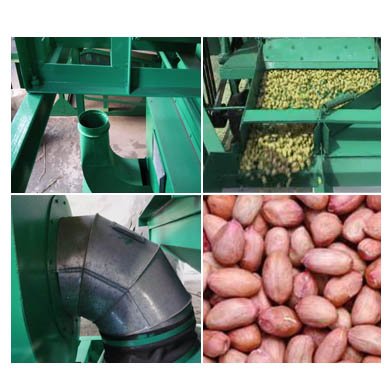 6BK-3500 Peanut Sheller for Sale